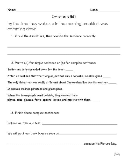 Mentor texts and mentor sentences ideas by jivey ive said i was going to share how i use mentor sentences in my room and something else always comes up stopboris Gallery