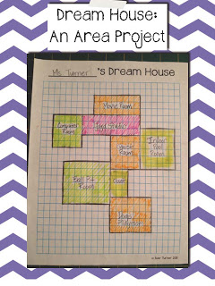 Find Area Of The Rooms In The House Rd Grade