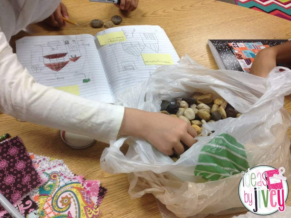 "Move students away from a story ""list"" and help them enjoy writing about specific memories using the mentor text, If You Find a Rock!"