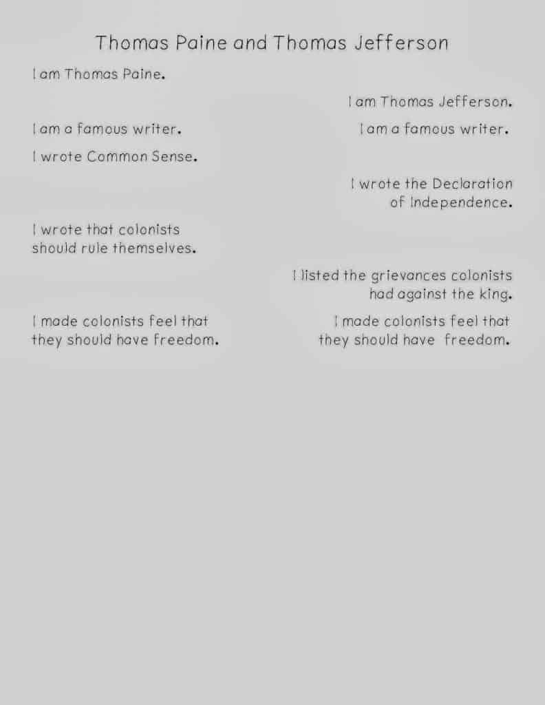 Voice poems.