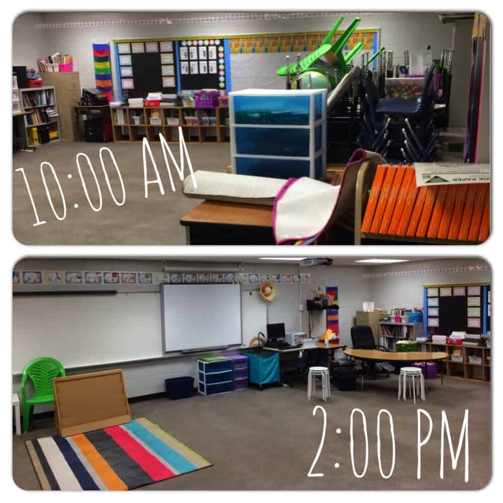 Working in the classroom with Ideas by Jivey
