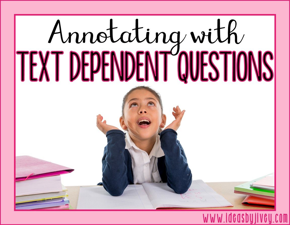 close reading questions for i have Close reading in a nutshell: close reading for my first graders was great fun during day 3 text dependent questions, is that done with a partner or independently.