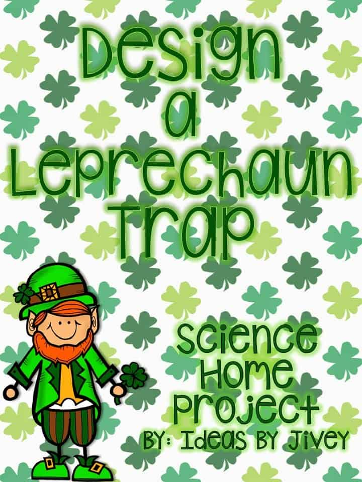 Design a leprechaun trap freebie with Ideas by Jivey.