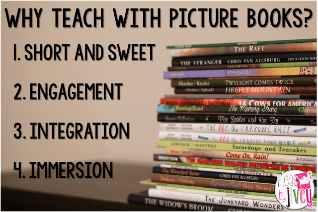 Picture Books are for everyone with Ideas by Jivey