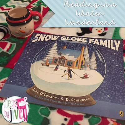 Reading In A Winter Wonderland with Ideas by Jivey.