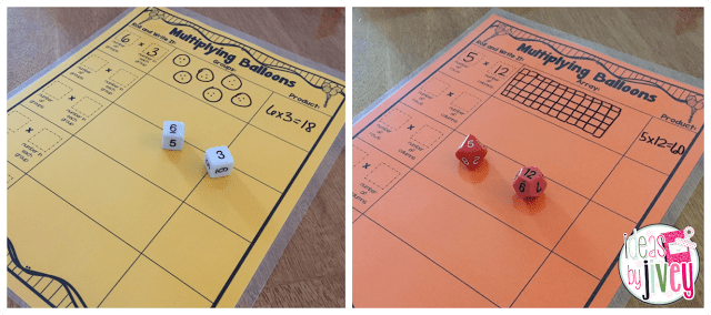 Open Activities in Math Stations With Ideas by Jivey
