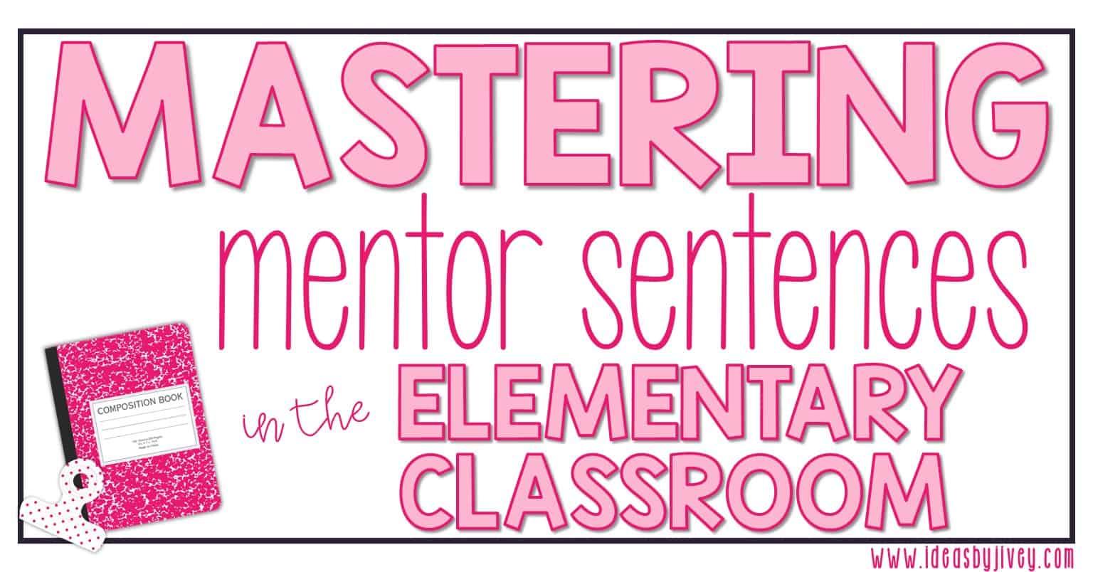 Master Mentor Sentences | Ideas by Jivey