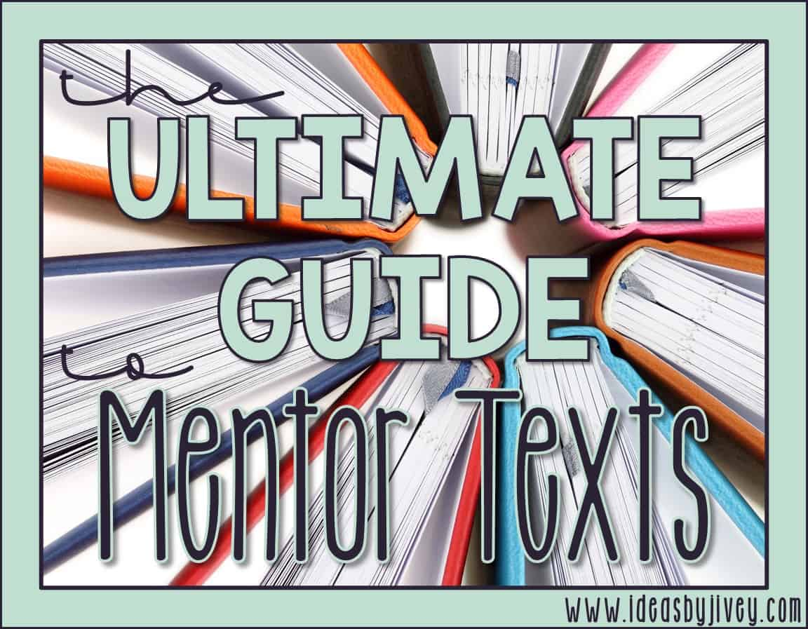 Mentor texts should be used to teach multiple skills and subjects to engage students and maximize teaching time.