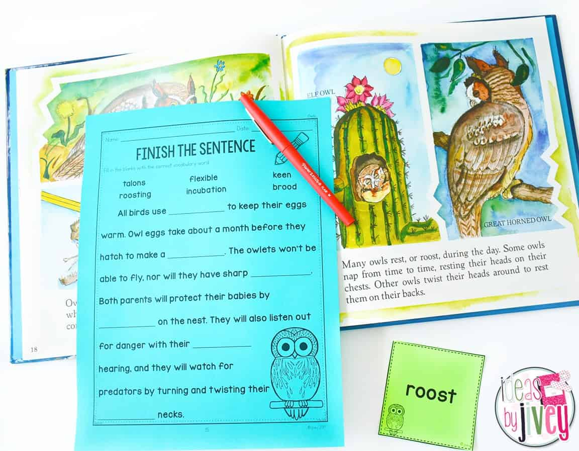 Use mentor texts that cover content from other subjects while also teaching reading and writing strategies.