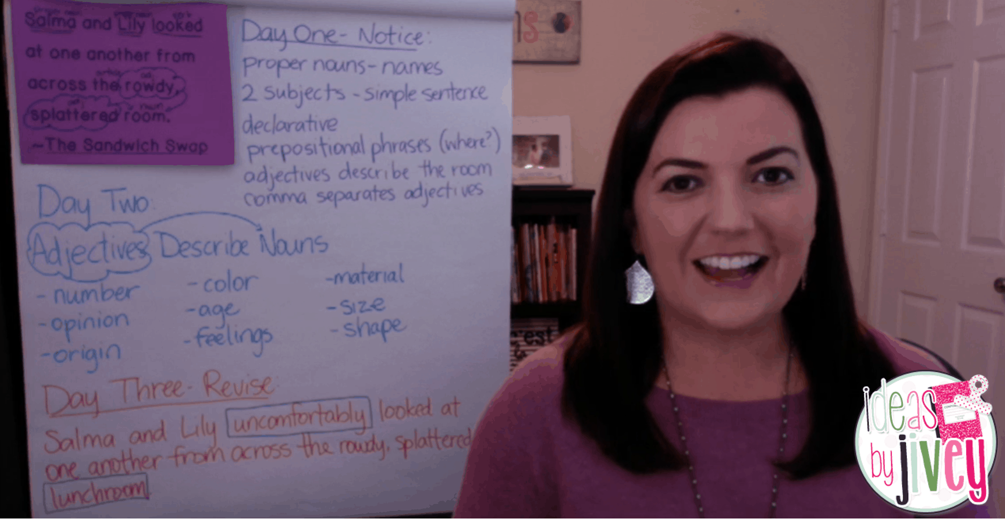 Don't skip mentor sentences during home learning days! Teaching mentor sentences digitally is still possible. Check out these tips to be successful.