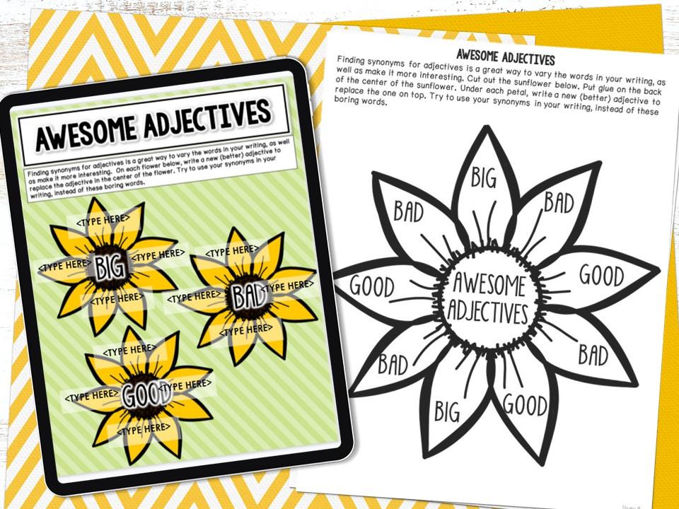 digital mentor sentence interactive activity