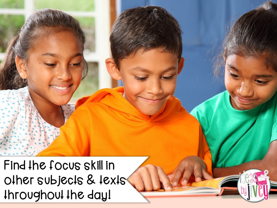 mentor sentence find focus skills