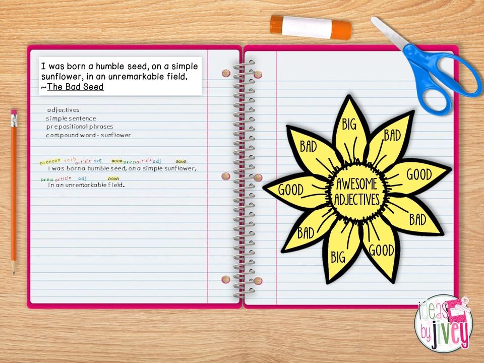 mentor sentence interactive activity