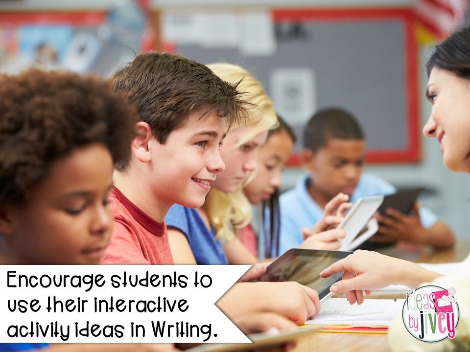 mentor sentence student interactive activity writing